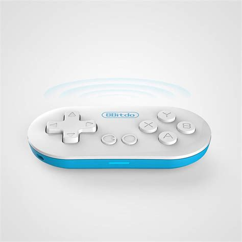 8bitdo zero mini manette bluetooth