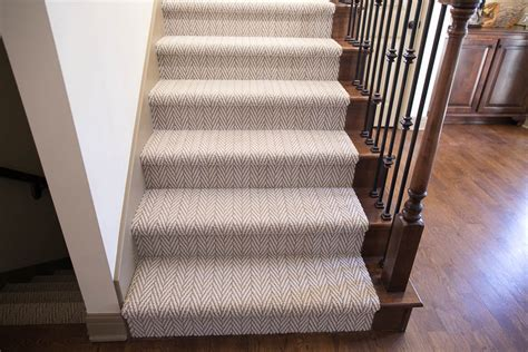 Ways Spruce Staircase by Different Ways To Carpet Stairs Zef Jam
