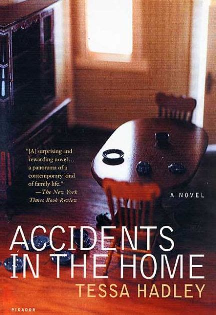barnes and noble hadley accidents in the home by tessa hadley paperback barnes