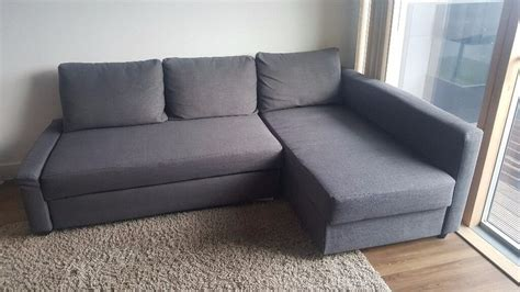 Corner Sofa-bed With Storage