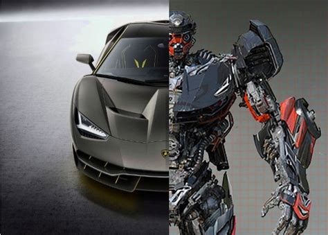 lamborghini transformer the last knight autobot rod to evolve into a lamborghini centenario