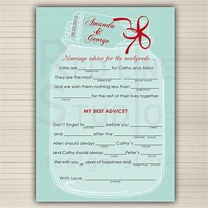 9 best images of wedding day mad lib printable free With guest libs wedding edition template