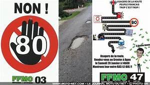 Petition 80 Km H : radars contre les 80 km h la ffmc ppc appelle bloquer paris le 3 f vrier ~ Medecine-chirurgie-esthetiques.com Avis de Voitures
