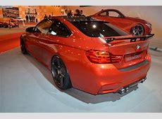 AC Schnitzer BMW M4 Coupe at 2014 Essen Motor Show