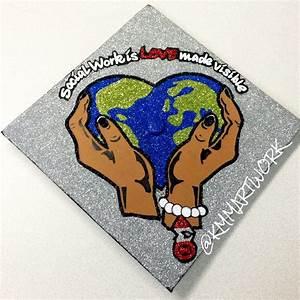17 Best images about Graduation Caps - Glitter Art - Ideas ...