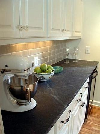 how to kitchen cabinets soapstone counters they re lasting stay clean 7362