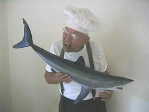 Frank Mundus' Blue Shark Recipe