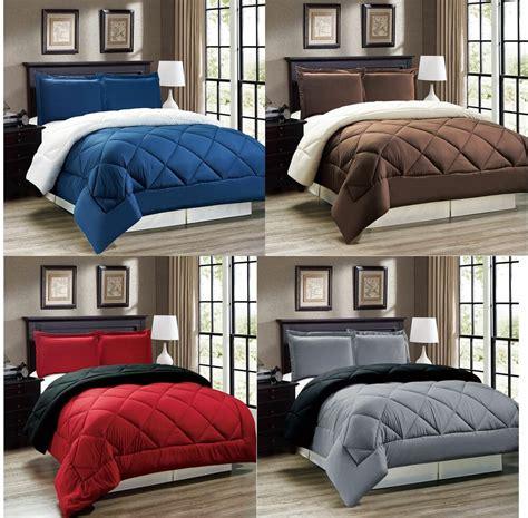 Comforter Sets Size For - alternative reversible comforter set