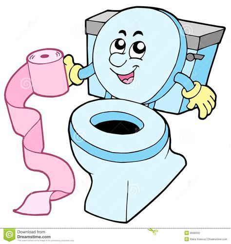 comment dessiner des toilettes toilette de dessin anim 233 illustration de vecteur illustration du illustration 9568333