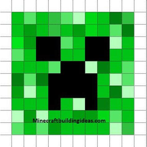 stencil  spray   minecraft canvases  cheap  steps  pictures