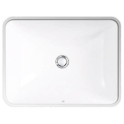 Kohler Caxton Sink Rectangular by K20000 0 Caxton Undermount Style Bathroom Sink White At