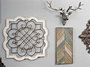 Trend on the rise wood and metal wall gallery metals