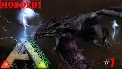 Ark Wyvern Lightning Ragnarok Cave Nvidia Crunch
