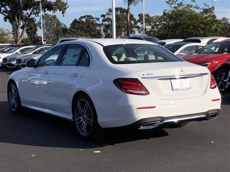 Msrp (also known as the sticker price) stands for the manufacturer suggested retail price. New 2019 Mercedes-Benz E-Class E 300 SEDAN in San Diego #57781 | Mercedes-Benz of San Diego