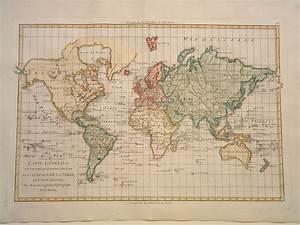 Surface De La Terre : world archives mapcarte ~ Dailycaller-alerts.com Idées de Décoration