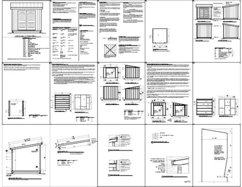 shed plans 8x10 free shed plans 10 x 10 free buy shed plans explore the