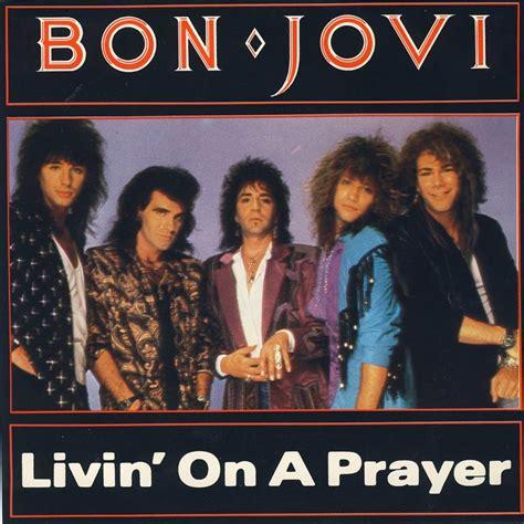 Bon Jovipalooza They Say Really Free Your Body You