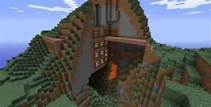 Mountain Base Minecraft Project