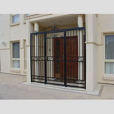 Homeofficedecoration  Exterior Security Doors