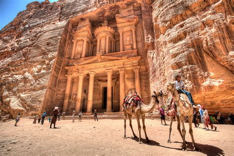 10 Astounding Facts About Petra Jordan History Lists