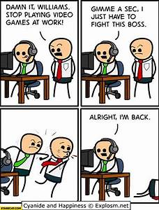 Cyanide And Happiness Memes