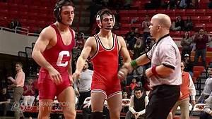 Cowboy Wrestling Vs Cornell Highlights  12 16 16