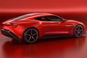 Aston Martin's most beautiful car in years is the Vanquish ...