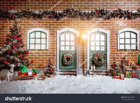 Christmas Studio Interior Decorations Two Wooden Stock. Coca Cola Kitchen Accessories. Red Kitchen Buffet. Black And Red Kitchen Decor. Glass Storage Jars For Kitchen. Modern Minimalist Kitchen. Wall Mounted Kitchen Storage. Modern Kitchen Uk. Modern Wooden Kitchens
