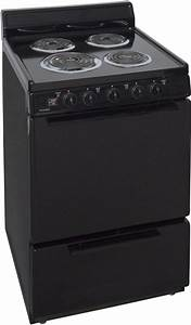Premier Eck100b 24 Inch Freestanding Electric Range With 4