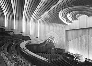 Odeon theater les bienfaits du pain complet for Art deco cinema interior