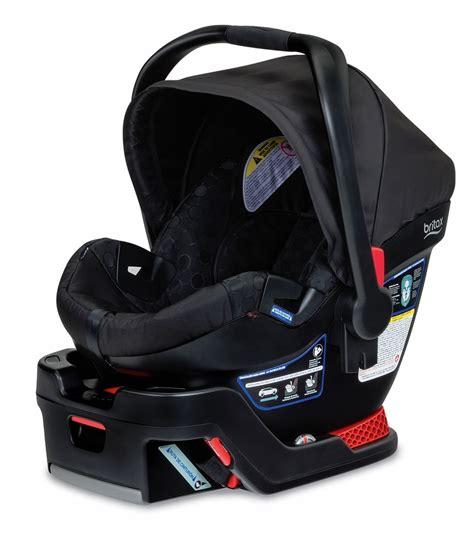 Car Seats by Britax B Safe 35 Infant Car Seat Black