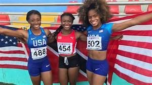 Khalifa St. Fort Repeats As Pan Am Junior 100m Champion ...