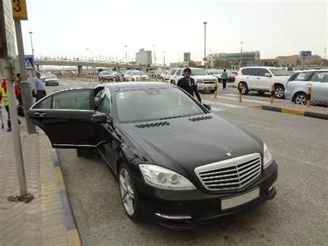 Car Service from Hotel - Picture of InterContinental ...