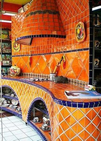 kitchen decorative tiles 85 best hacienda homes images on 1074