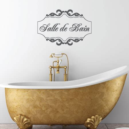 stickers zen salle de bain framed salle de bain wall quotes decal wallquotes