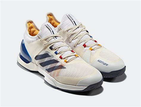 adidas tennis pharrell williams collection ubersonic shoes barricade stuff release open pharrel adizero date retailers select pieces via 31st august