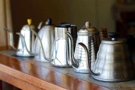 coffee pour kettles gadget five hario kang mg matthew
