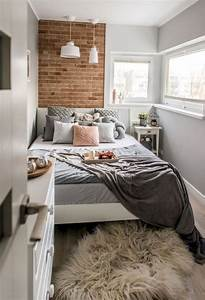 49, Cool, Small, Bedroom, Ideas, That, Perfect, For, Small, Home