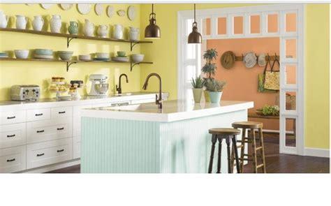 cuisine couleur pastel 12 adorables cuisines décorées avec des couleurs pastel