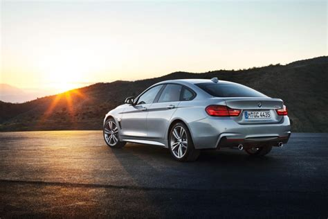 New Official Photos Of Bmw 4-series Gran Coupe [updated]