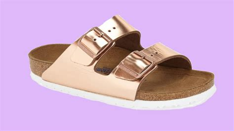 12 Sandals With Arch Support For Walking Around All Day