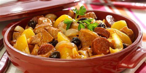 livre de cuisine de laurent mariotte sauté de veau au chorizo facile recette sur cuisine