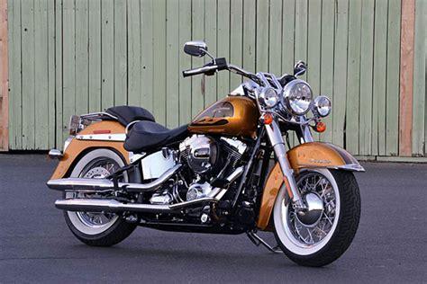 2016 Harley-davidson Flstn Softail Deluxe Review