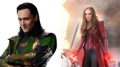 Olsen Hiddleston Ponder Civil War Between Scarlet Witch