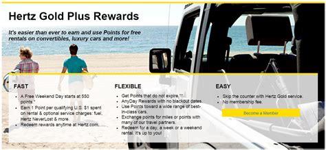 Hertz Vs. National Car Rental. Which Is More Rewarding?
