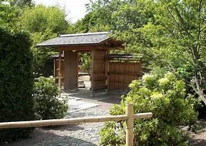 Berlin Japanischer Garten : japanischer garten 44 das torhaus vom garten aus gesehen ~ Articles-book.com Haus und Dekorationen