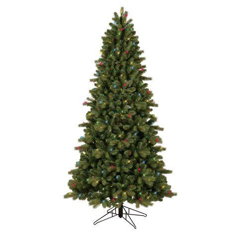 general electric 7 5 pre lit just cut colorado spruce