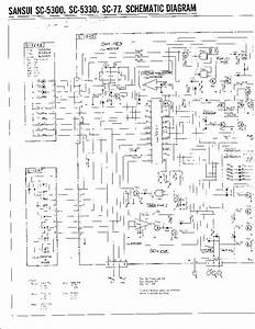 Sansui Au 717 Circuit Diagram