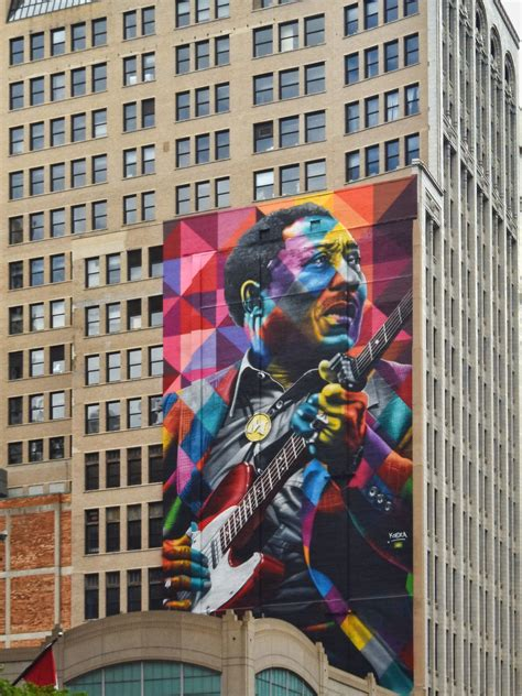 story high mural  muddy waters    chicago