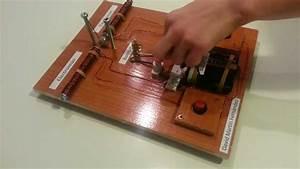 Circuito El U00e9ctrico De David Con Electroimanes